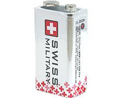 スタンガン用電池 スイスミリタリー
