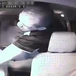 実際のタクシー強盗
