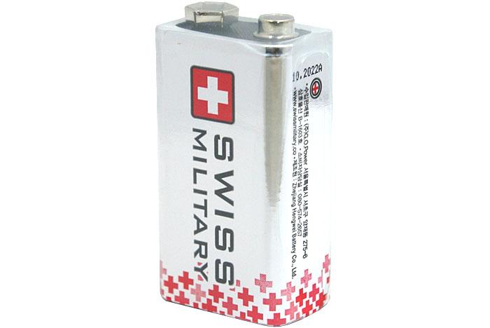 これまでのスタンガン用電池