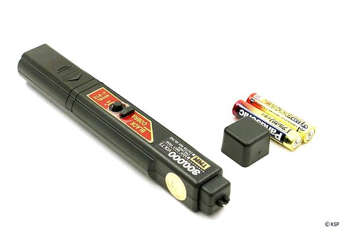 スタンガン ペン型 ブラックコブラ・ペン 30万V S-362