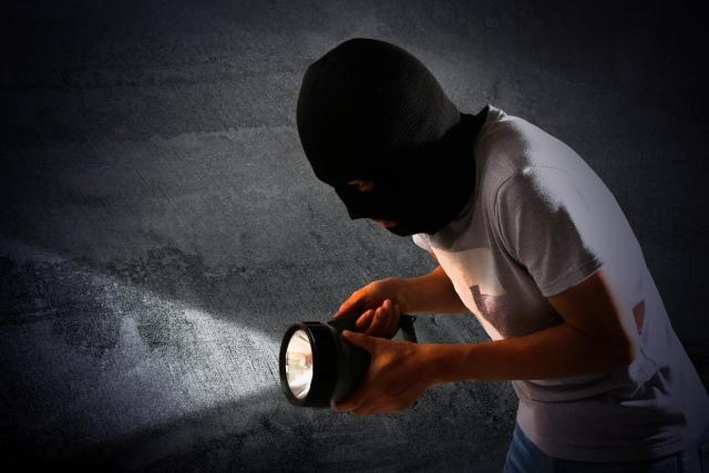 なくならない強盗と防犯対策